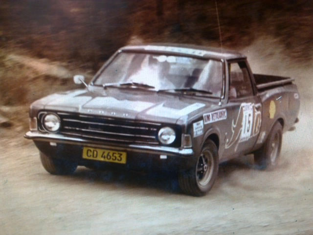 ford cortina rally