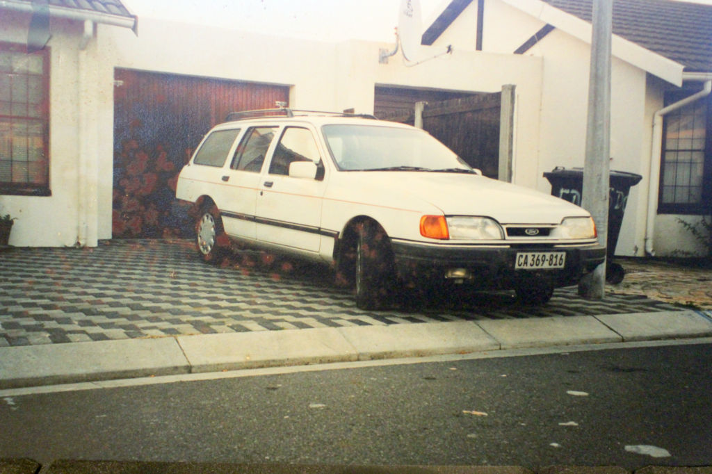 Sierra Station Wagon