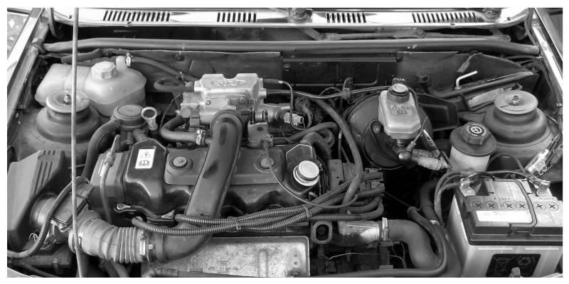 cvh engine number